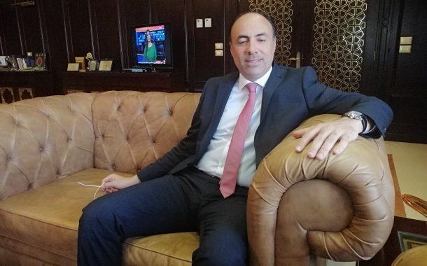 القائم بأعمال السفير المصري في دمشق: مصر الدولة الوحيدة التي لم تضع السوريين في معسكرات لاجئين