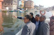 الري: تنفيذ عمليات صيانة وتطهير نهر النيل من الحشائش وورد النيل لحماية النهر من التعديات