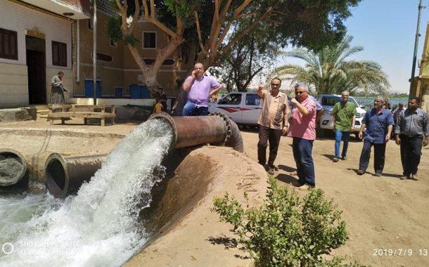 الري: مشروعات مائية بقيمة 1.8 مليار جنيه لتحديث منظومة الموارد المائية بالوجه القبلي