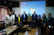 عاجل...وفد اندونيسي يلتقي خبراء المبيدات لبحث الميزة النسبية للمنتجات الزراعية التصديرية