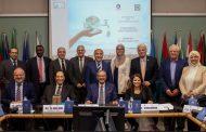 بالصور...لقاءات جمعت نجوم المياه في المنطقة العربي ومنظمة