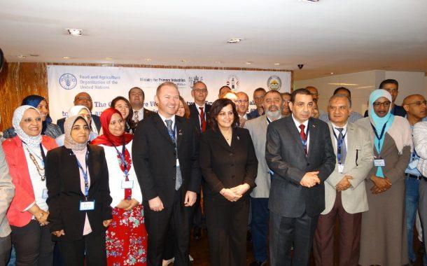 بالصور... خطة الفاو ومصر ونيوزيلاندا لمواجهة الأمراض الوبائية (تفاصيل)