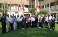 الفاو تنظم ورشة تدريبية للإستثمار الريفي في النظم الزراعية والغذائية
