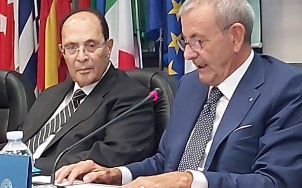 افتتاح مكتب تمثيل للمجلس العربي للمياه في مدينة (باري) الايطالية