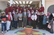 بحوث الصحراء ينظم  دورة تدريبية لإدارة الموارد المائية في مطروح بالتعاون مع منظمة اكساد