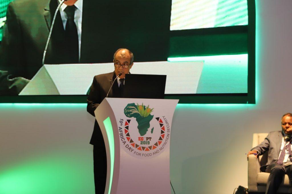 وزير الزراعة يشارك في إجتماعات مؤتمر وزراء الزراعة الأفارقة في مراكش بالمغرب