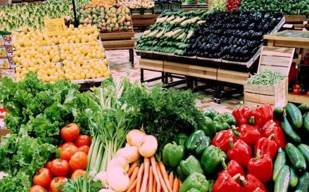 أسعار الخضروات في سوق العبور:الطماطم 2.5 جنيه والليمون 7 جنيهات وخيار الصوب 4 جنيه