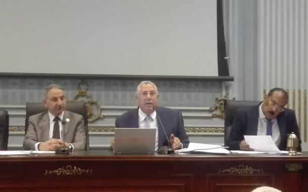 رئيس البنك الزراعي: تسهيلات بنكية لتطوير نظم الري وتحديث الزراعة المصرية