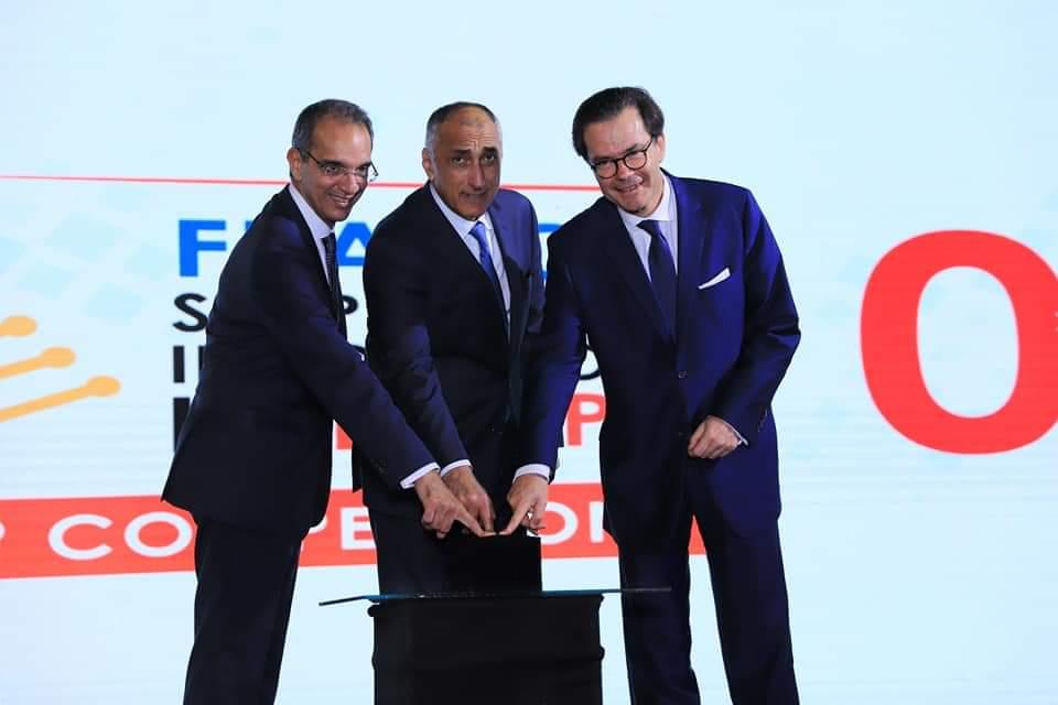 رئيس البنك المركزي يشهد إطلاق مسابقة للشركات الناشئة