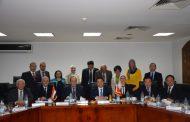 بالصور...رئيس المجلس العربي للمياه: الإستفادة من تجربة الصين فى الزراعة بالمياه المالحة