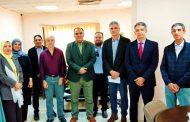 بالصور...زيارة وفد برازيلي للمزارع المصرية إستعدادا لفتح تصدير الموالح إلي البرازيل