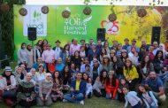 نجاح شركة... تخصصت في مزارع الدواجن فأنتجت الزيتون فأقامت اول مهرجان إحتفالا بحصاده