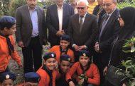 بدء إطلاق تنفيذ حملة لزراعة الأشجار المثمرة في بورسعيد بالتعاون مع نقابة الزراعيين