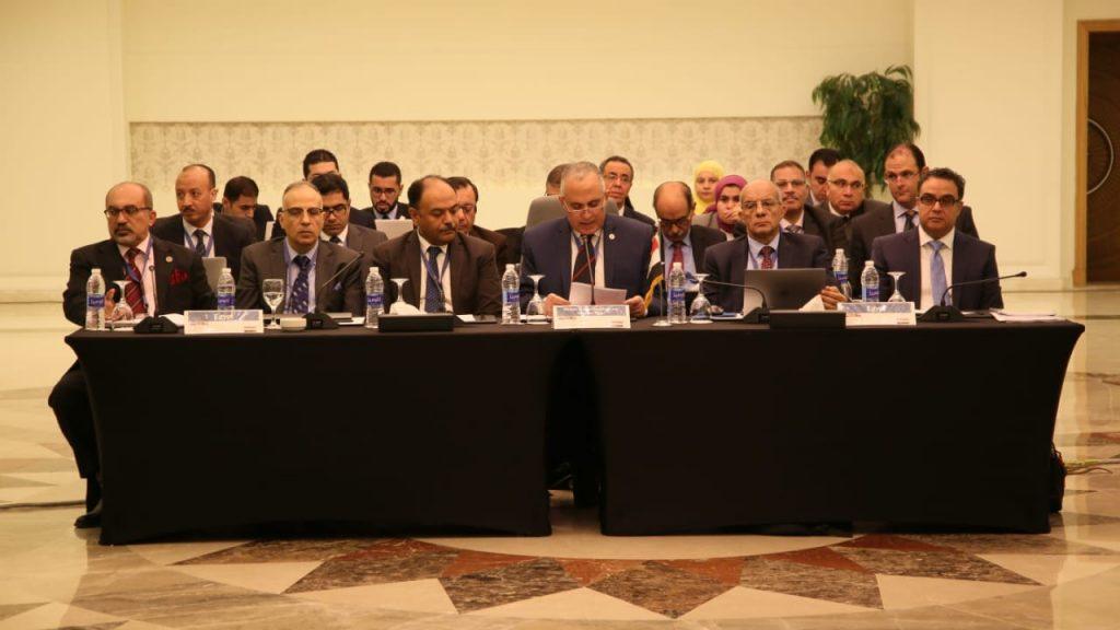 تفاصيل الجلسة الإفتتاحية لإجتماعات سد النهضة بالقاهرة...الجميع يترقب