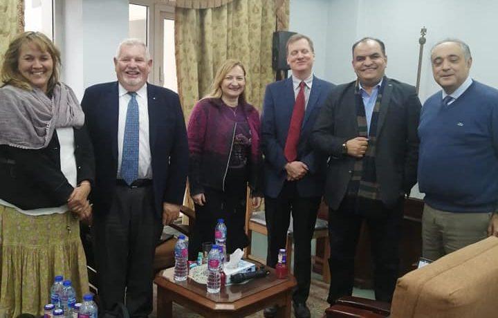 عاجل...مصر تستعرض منظومة الرقابة الحجرية علي الصادرات الزراعية أمام وفد«البنك الدولي»