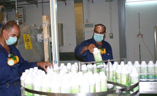 إنفراد...أسماء المصانع المرخصة لإنتاج المبيدات (34 مصنعا فقط)