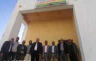 نقيب الزراعيين من شلاتين: مقر جديد للنقابة لخدمة أهالي المنطقة