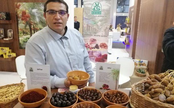 شركة بركة الجزائرية تروج لتمور
