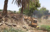 الرى تحيل ٢٨٠ محضر للتعديات علي النيل وأملاك الري إلى النيابات العسكرية بمختلف المحافظات