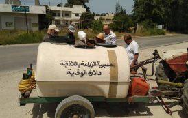 الزراعة السورية تنفذ حملات لمكافحة مرض الجلد العقدي في اللاذقية
