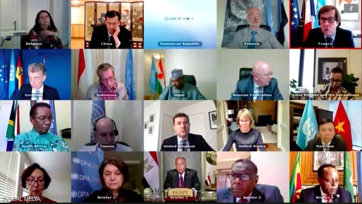 مجلس الأمن...ملف سد النهضة في عهدة الإتحاد الأفريقي