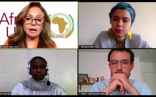 د أماني أبوزيد : الشباب الأفريقي قادر على تطويع التكنولوجيا الرقمية لخدمة التنمية في أفريقيا