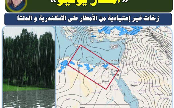 د محمد فهيم يحذر من مخاطر أمطار يوليو (إحتياطات واجبة لمواجهة ذبابة الفاكهة)